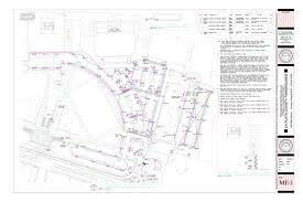 construction survey as built drawing