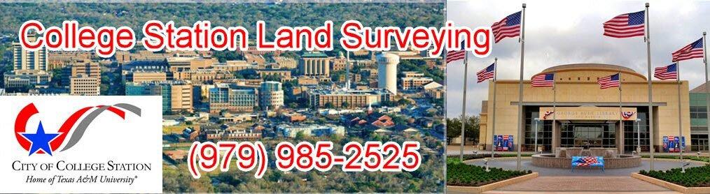 College Station Land Surveying